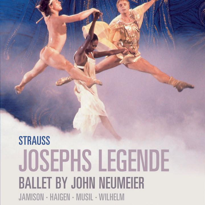 Strauss, R.: Josephs Legende 0044007343153