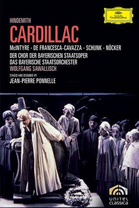 Paul Hindemith, Hindemith: Cardillac, 00044007343241