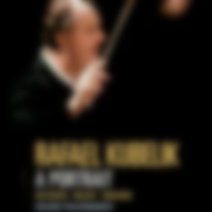 Rafael Kubelik - A Portrait 0044007343256