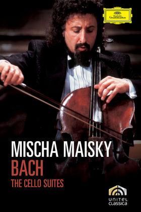 Mischa Maisky, Bach: 6 Suites for Solo Violoncello, BWV 1007-1012, 00044007343371