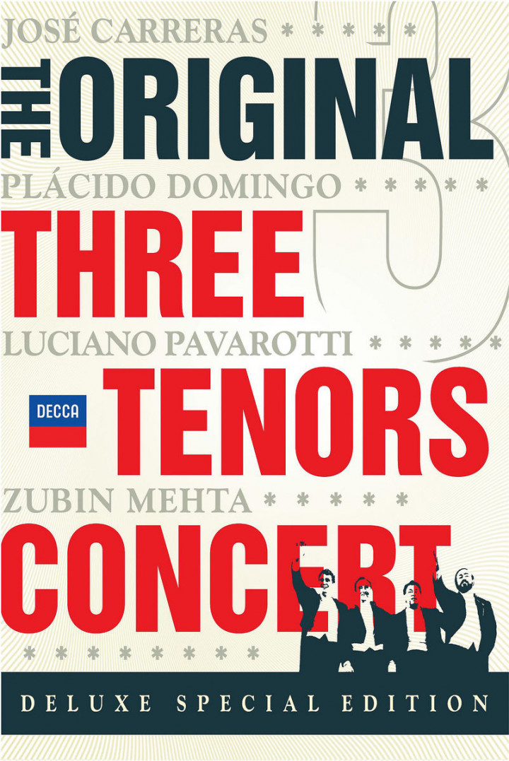 Original Three Tenors 0044007431894