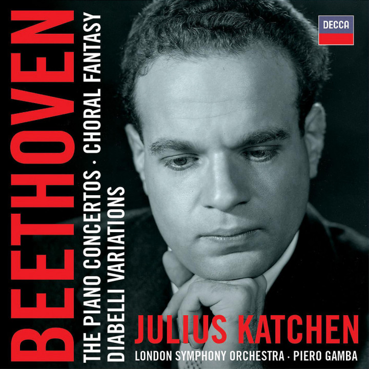 Beethoven: The Piano Concertos etc 0028947584490