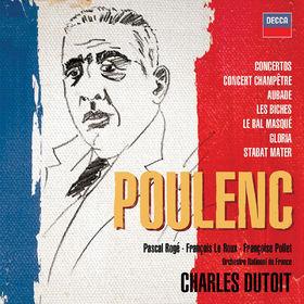 Francis Poulenc, Poulenc: Concertos, Orchestral&Choral  Works, 00028947584544