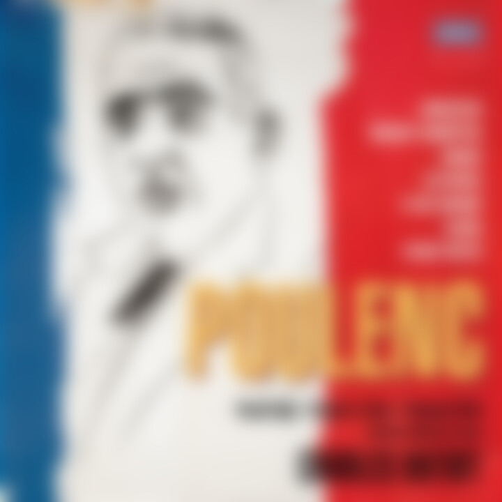 Poulenc: Concertos, Orchestral & Choral  Works 0028947584548