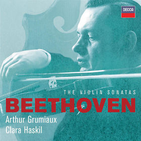 Ludwig van Beethoven, Beethoven: The Violin Sonatas, 00028947584605
