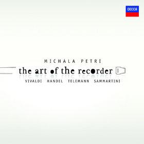 Georg Philipp Telemann, The Art of the Recorder, 00028947584643