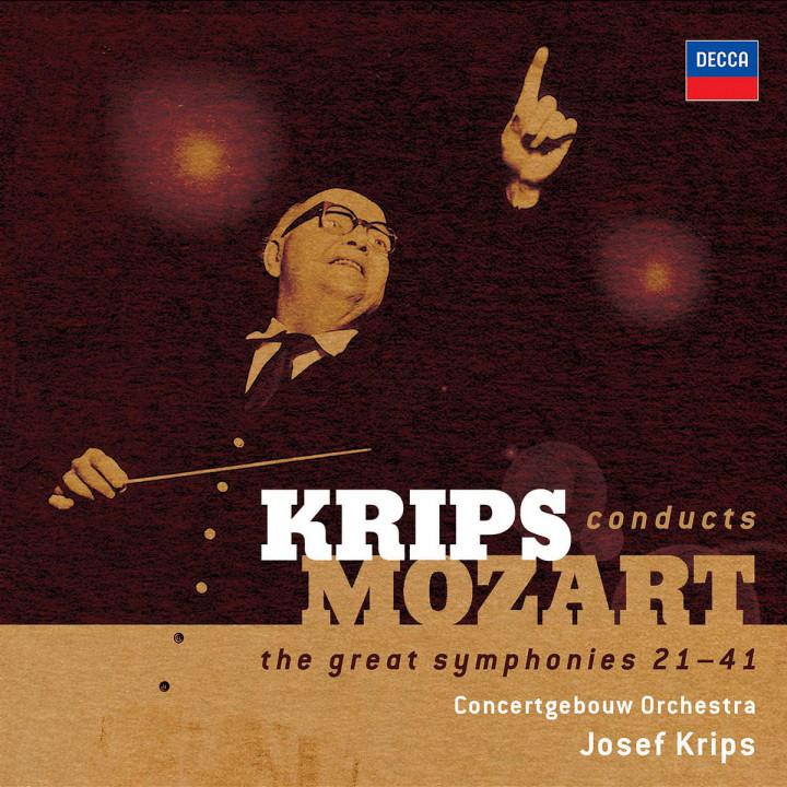 Mozart: Symphonies Nos.21/41 0028947584733