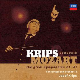 Wolfgang Amadeus Mozart, Mozart: Symphonies Nos.21/41, 00028947584735
