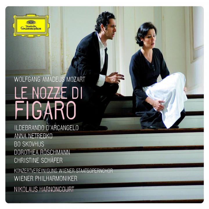Mozart: Le Nozze di Figaro 0028947764315