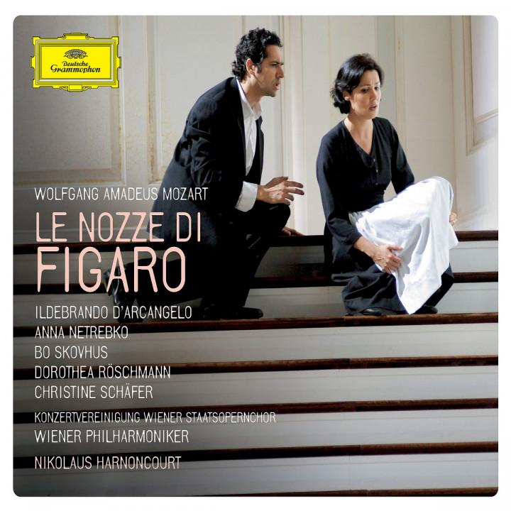 Mozart: Le Nozze di Figaro 0028947767101