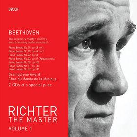 Ludwig van Beethoven, Beethoven: Piano Sonatas, 00028947581246