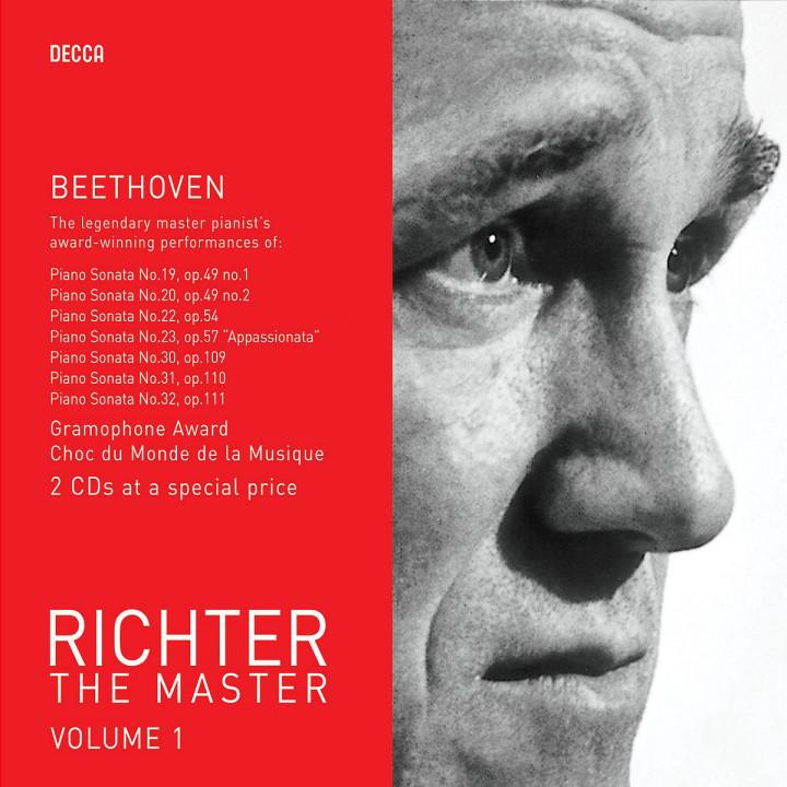 Beethoven: Piano Sonatas 0028947581246