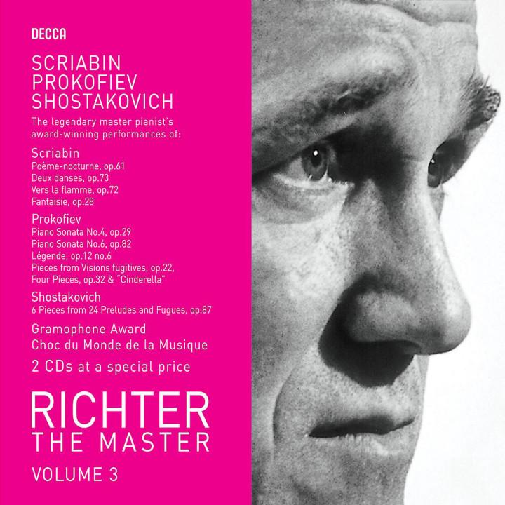 Prokofiev/Scriabin: Piano Works 0028947581305