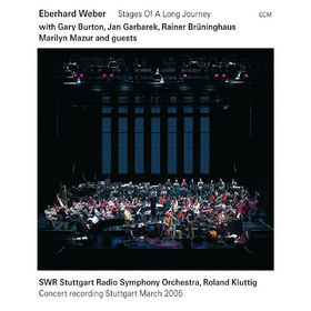 Eberhard Weber, Stages Of A Long Journey, 00602517235182