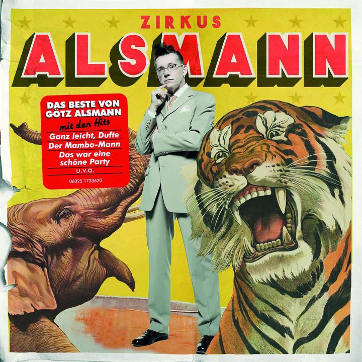 Zirkus Alsmann - Das Beste 0602517336209