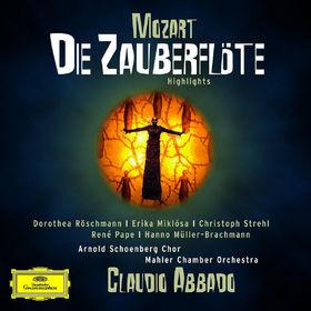 Wolfgang Amadeus Mozart, Mozart: Die Zauberflöte - Highlights, 00028947763192