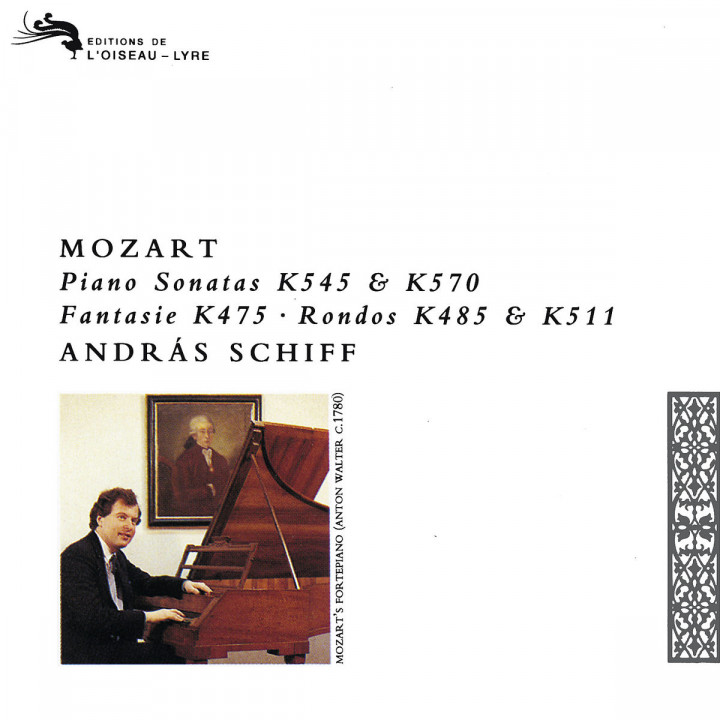 Mozart: Piano Music 0028943332824