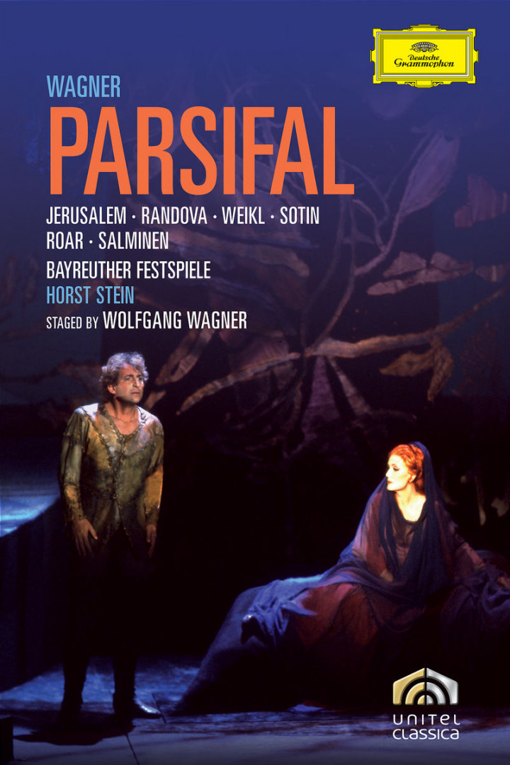 Wagner: Parsifal 0044007343289
