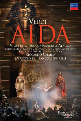Giuseppe Verdi, Verdi: Aida, 00044007432099