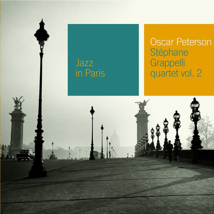 Peterson-Grappelli Quartet Vol 2 0602498419973
