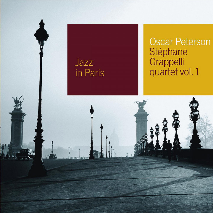 O Peterson/S Grappelli-Quartet Vol 1 0602498419995