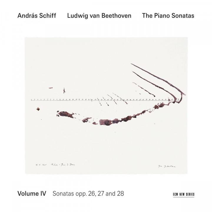 Ludwig van Beethoven: The Piano Sonatas, Volume IV 0028947658751