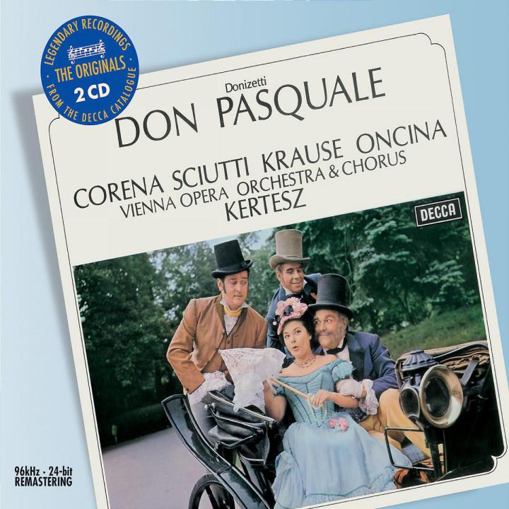 Donizetti: Don Pasquale 0028947584906