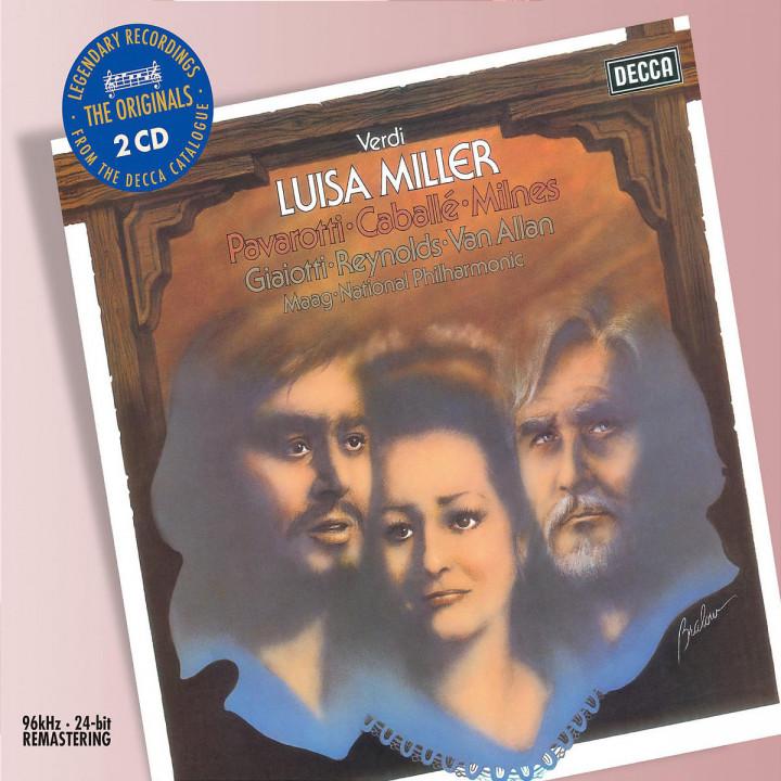 Verdi: Luisa Miller 0028947584962