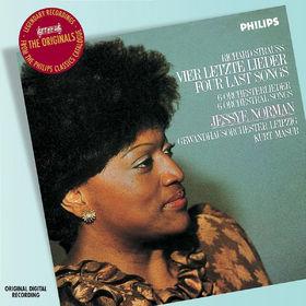 The Originals, Strauss, R.: Four Last Songs etc, 00028947585077