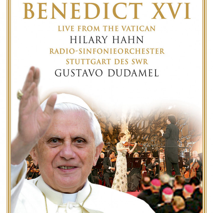 Birthday Concert for Pope Benedict XVI 0044007343577