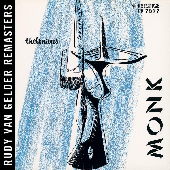 Thelonious Monk Trio [RVG Remaster] 0888072301649