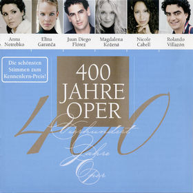 400 Jahre Oper - Sampler Opernspezial 2007, 00028944296358