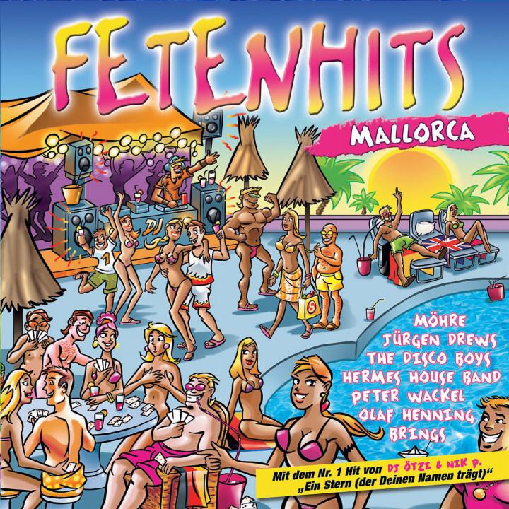 Fetenhits Mallorca 0602498498367