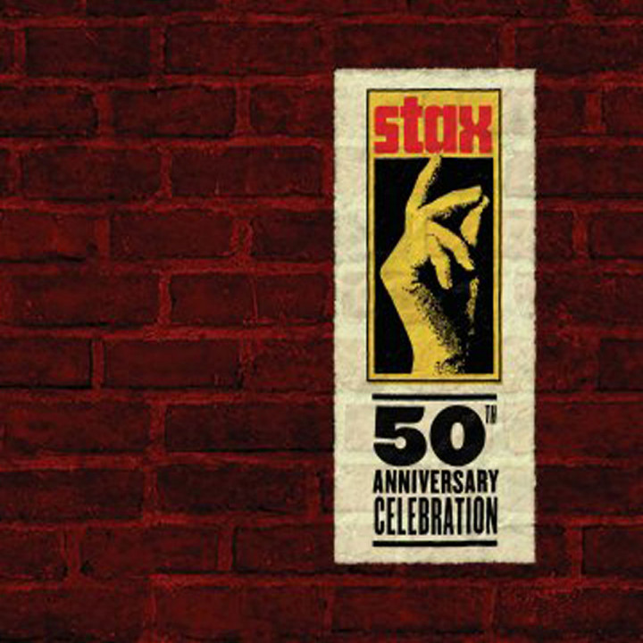 Stax 50: A 50th Anniversary Celebration [non-lenticular] 0888072303319