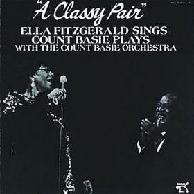 Ella Fitzgerald, A Classy Pair, 00025218013222
