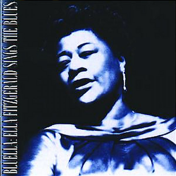 Bluella: Ella Fitzgerald Sings The Blues 0025218096027