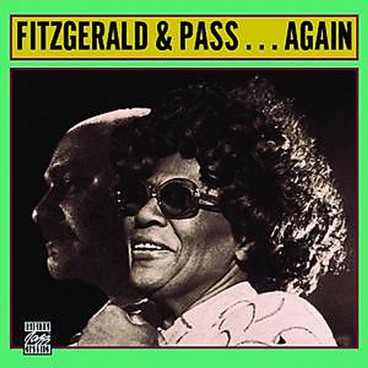 Fitzgerald & Pass...Again 0025218705222