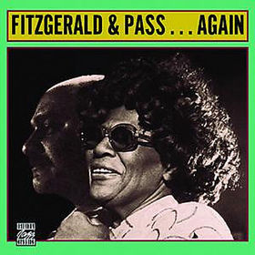 Ella Fitzgerald, Fitzgerald&Pass...Again, 00025218705226