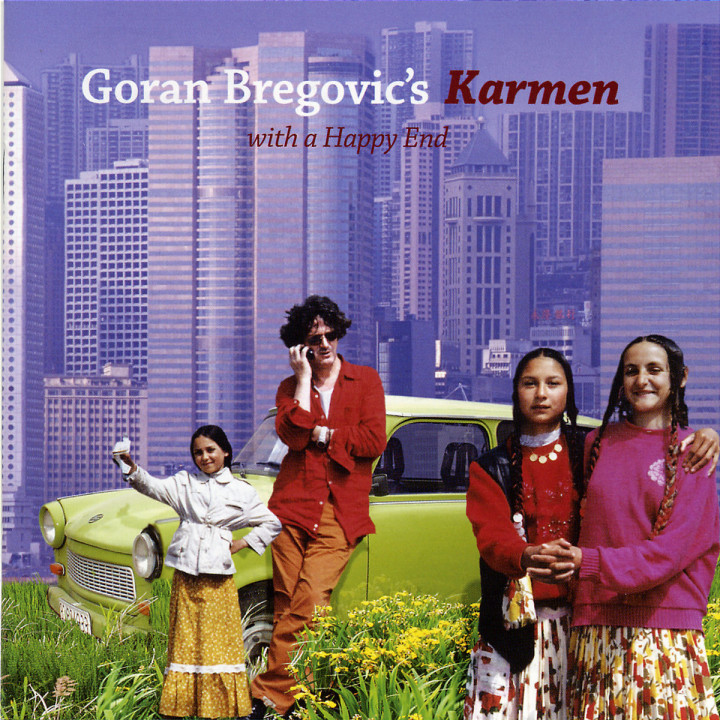 Karmen (With A Happy End) 0602498484898