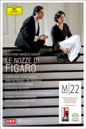 Anna Netrebko, Mozart: Le Nozze di Figaro, 00044007342459