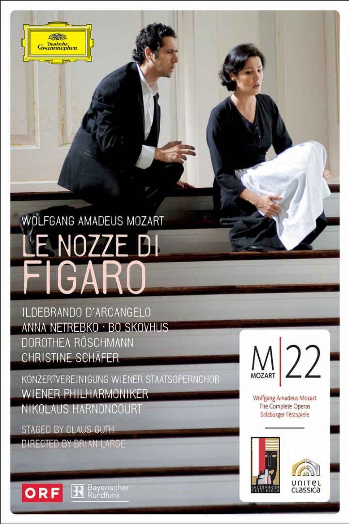 Mozart: Le Nozze di Figaro 0044007342451