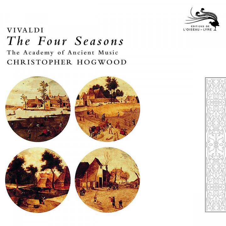 Vivaldi: The Four Seasons 0028947590983