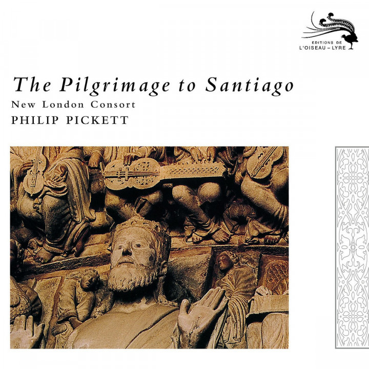 The Pilgrimage to Santiago 0028947591032