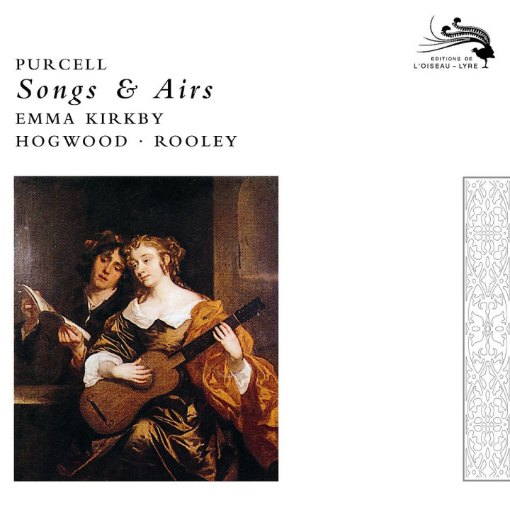 Purcell: Songs & Airs 0028947591098