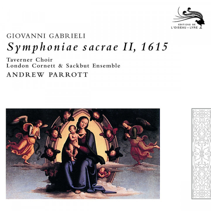 Gabrieli, Giovanni: Symphoniae Sacrae II 0028947591135