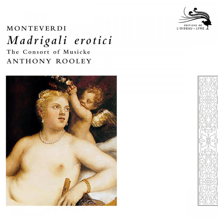 Monteverdi: Madrigali Erotici 0028947591157