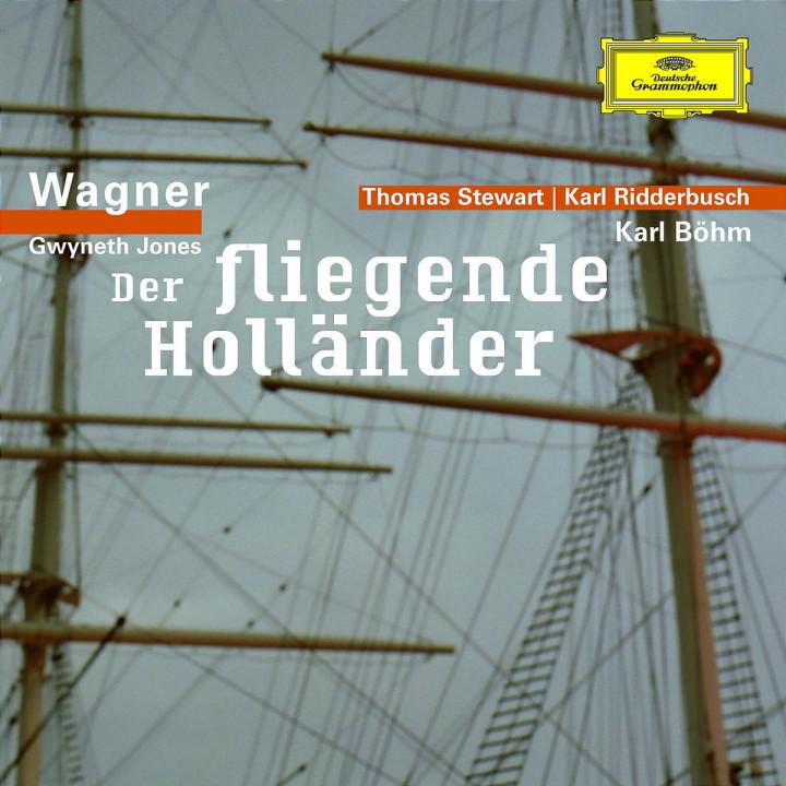 Wagner: Der fliegende Holländer 0028947756738