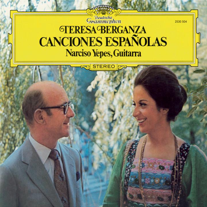 Teresa Berganza - Canciones Españolas 0028947766111