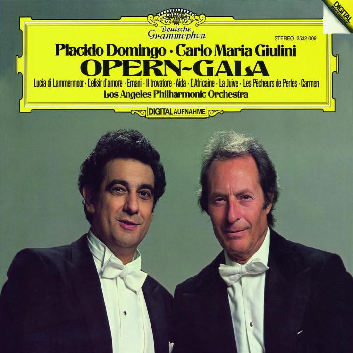 Placido Domingo / Carlo Maria Giulini -  Opera Recital 0028947766133