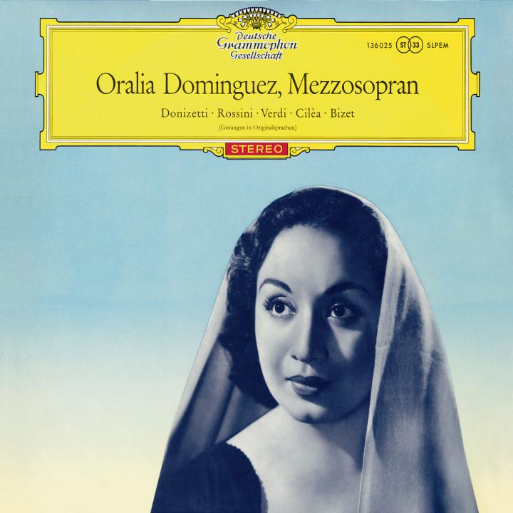 Oralia Dominguez, mezzo-soprano - Recital 0028947766144